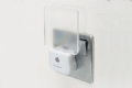Integral LED Auto Sensor LED Night Light (UK 3-Pin plug) 78-90-78